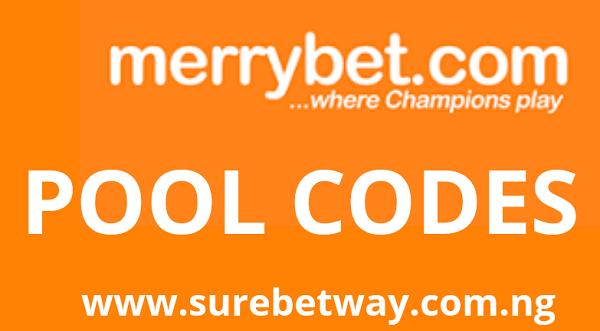 Week 15 Merrybet Pool Code For Saturday 17 October 2020 Sure Bet Way