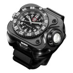 SUREFIRE 2211 LUMINOX WRISTLIGHT - Rechargeable Variable-Output LED WristLight + Watch