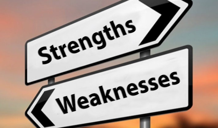 strengths and weakness