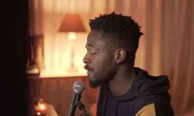 Johnny Drille – Brown Skin Girl Cover