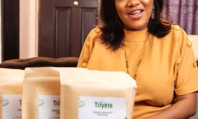 Ex-blogger apologisies to Toyin Abraham for tarnishing her image with false stories in the past