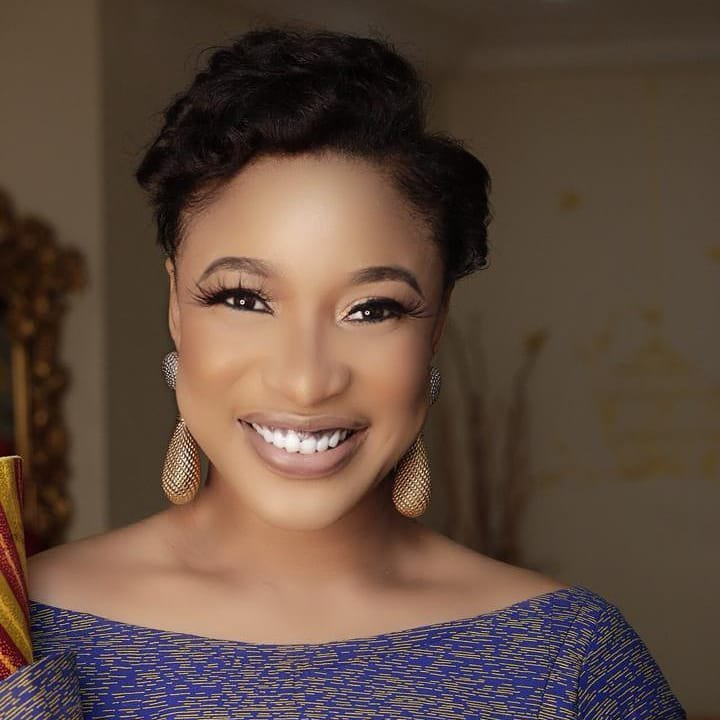 Tonto Dikeh Celebrates 5 Million Instagram Followers With A Long Memo and a Mrs A hashtag