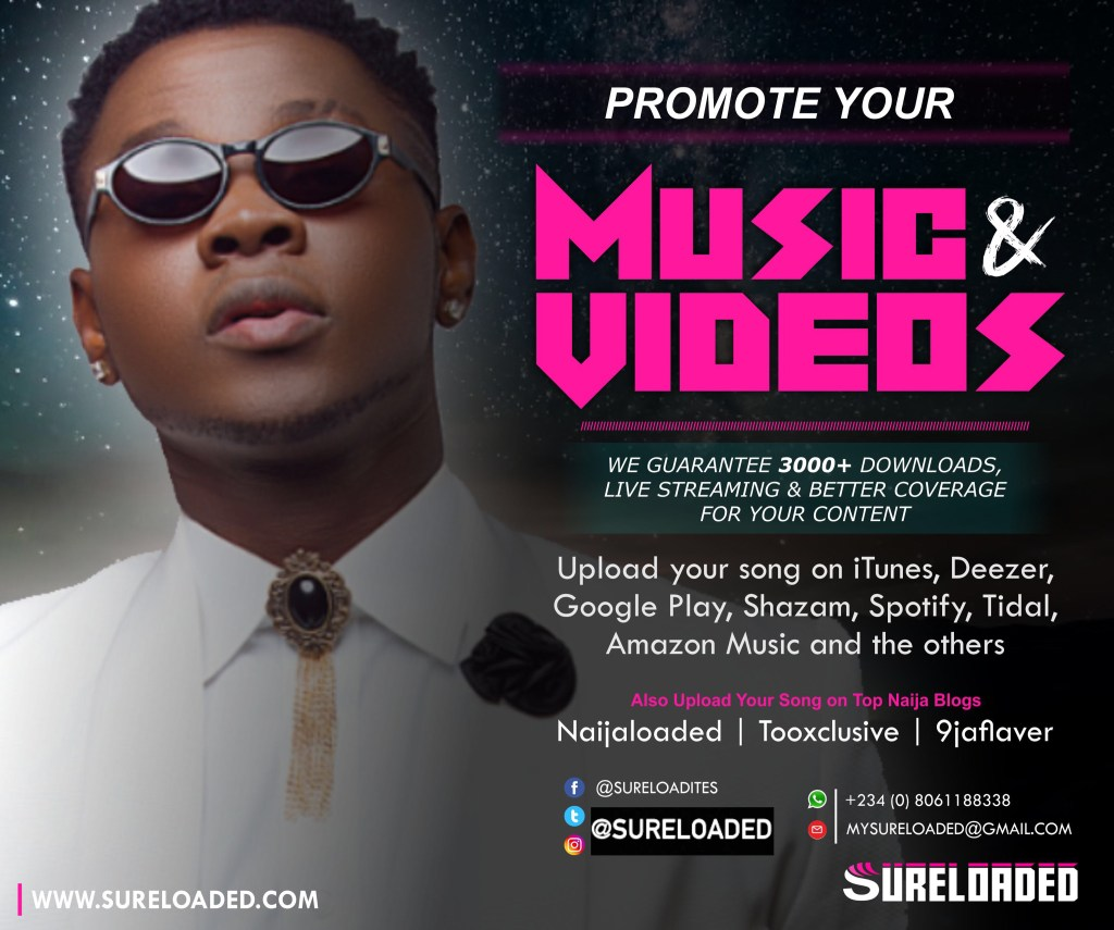 Promote your music and video for free on sureloaded