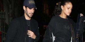 Rihanna's Billionaire Ex Boyfriend Begs Bloggers To Take Down Pictures Of Together