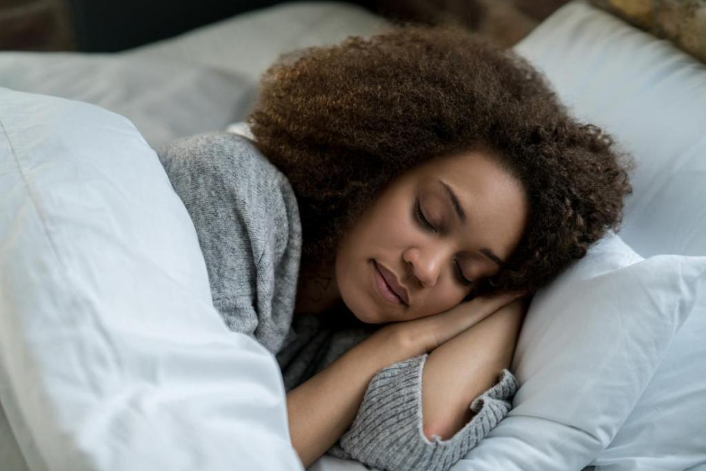Tips For Sleeping Better At Night
