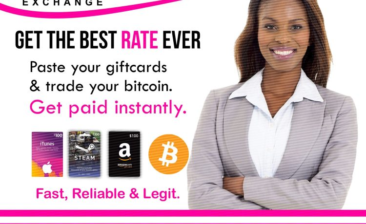 Richie Exchange For Buying And Selling GiftCards & Bitcoin