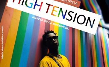 DJ MoreMuzic – High Tension Mixtape (Best Of Bella Shmurda)