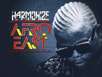 Harmonize – Never Give Up Ft. The World