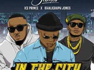 Kofi Jamar – In the City Ft. Ice Prince & Khaligraph Jones