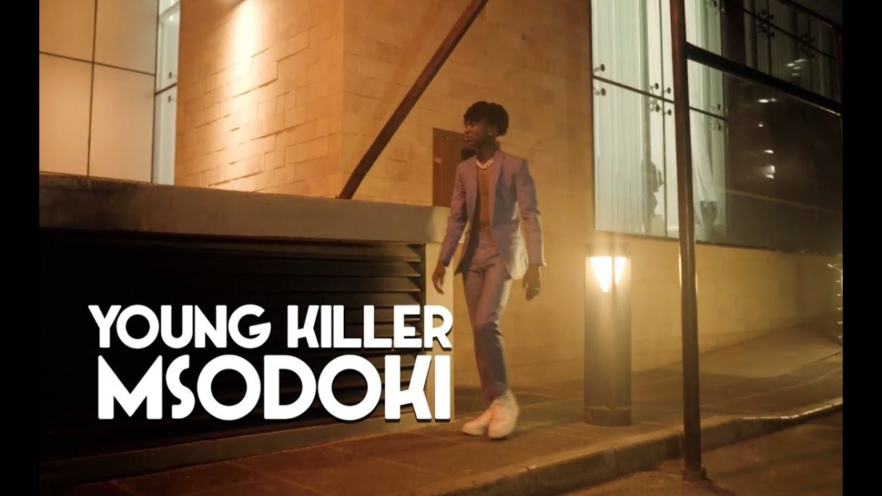 Young Killer Msodoki – Sinaga Swagger 4 [Music & Video]