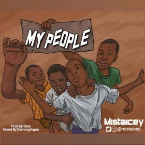 Icey - My People