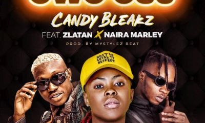 Candy Bleakz Ft. Zlatan x Naira Marley – Owo Osu [Music & Video]
