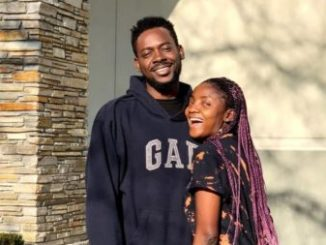 """""""I Cried So Much When You Came Out"""" – Adekunle Gold Pens Beautiful Message To His Daughter"""