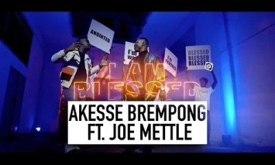 Akesse Brempong – Blessed Ft. Joe Mettle [Music & Video]