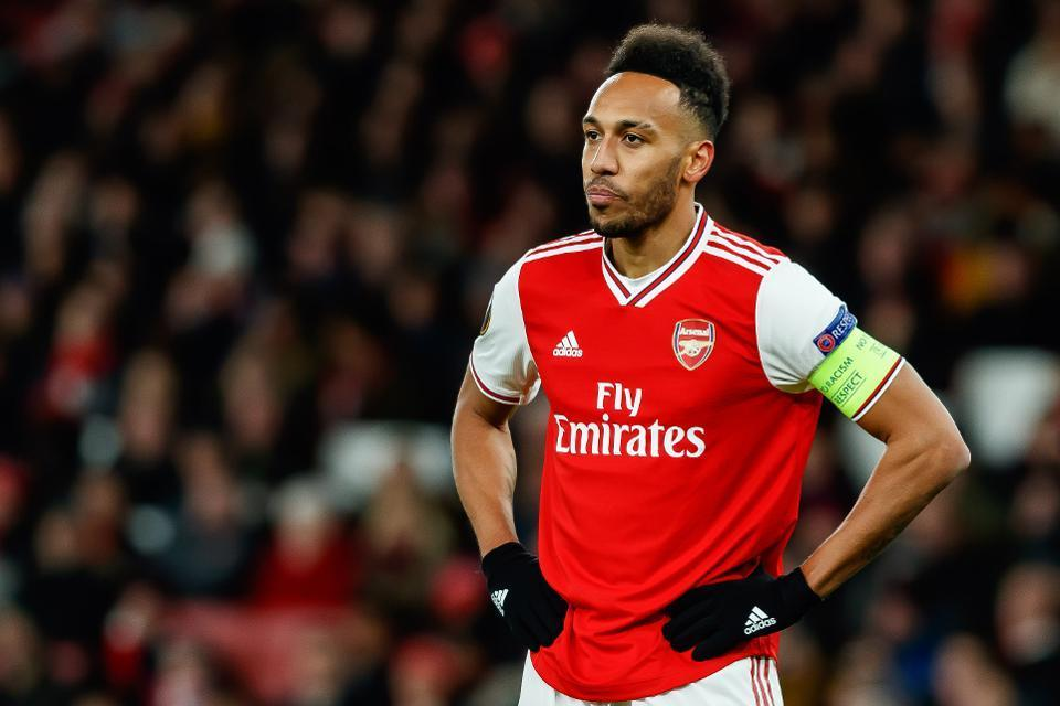 Aubameyang Says Arsenal Hold The Keys To His Future