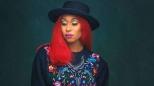 Cynthia Morgan Unfollowed Davido And Everyone On Instagram