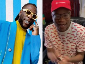 Master KG Link Up With Burna Boy On The Remix Of His Hit Song 'Jerusalema', Shares Snippet   Listen!