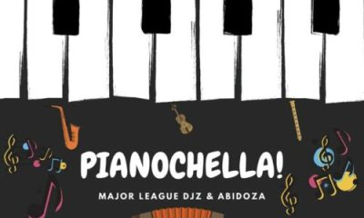 ALBUM: Major League & Abidoza – Pianochella!