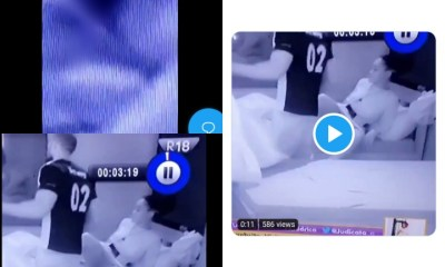 #BBNaija: How Lilo Opens Her Pu**y To Eric No Pant | VIDEO