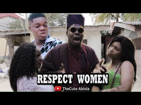 Comedy Video: The Cute Abiola ft. Mr Macaroni – Respect Woman