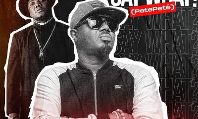 DJ Jimmy Jatt Ft. CDQ - Say What? (Petepetė)