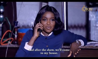 INVISIBLE SHADOW – Latest Yoruba Movie 2020 Drama