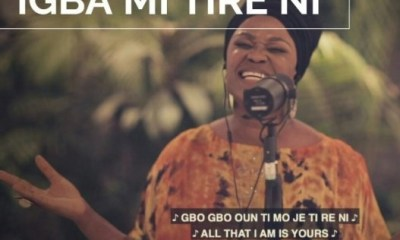 VIDEO: Sola Allyson Ft. Ty Bello - Igba Mi Tire Ni (Official Video)