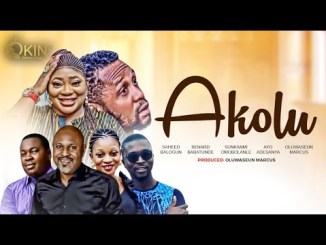 AKOLU – Latest Yoruba Movie Drama