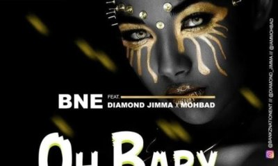 Bankz Nation Ft. Diamond Jimma & Mohbad – Oh Baby