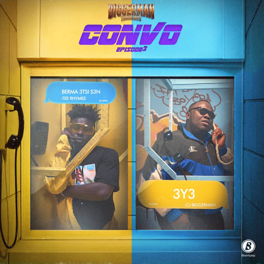 "CJ Biggerman Ft. Tee Rhyme – ""Convo"""