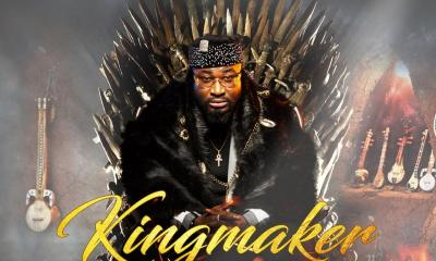 DOWNLOAD Harrysong - 'Kingmaker' (Full Album)