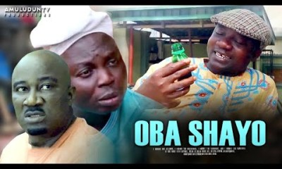 Oba Shayo - Latest Yoruba Movie 2020 Drama