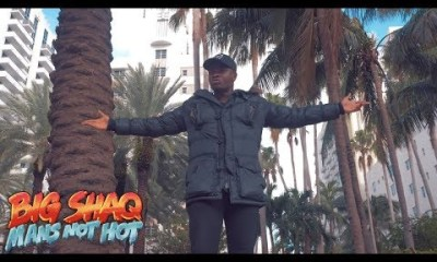 VIDEO: Big Shaq – Mans Not Hot