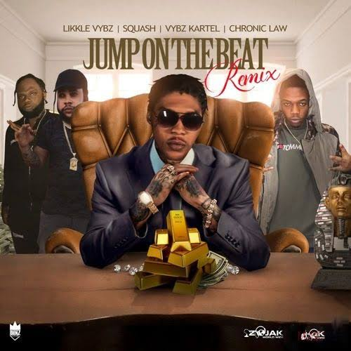 Vybz Kartel – Jump On The Beat (Remix) Ft. Chronic Law