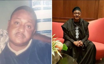 Epic Throwback Picture Of Nollywood Actor, Jide Kosoko