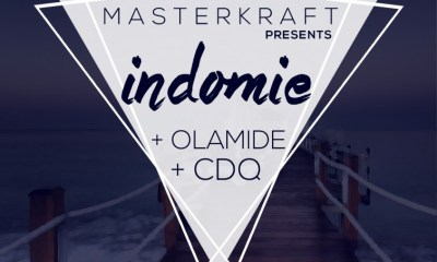 Masterkraft Ft. Olamide x CDQ – Indomie (Audio & Video)