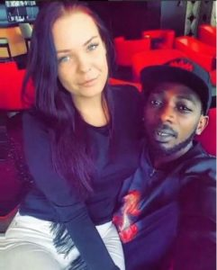 May D Is Happy As His Marriage To Swedish Wife, Carolina, Crashes After 2yrs