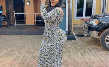 My Bum Is Too Big To Hide, I Don't Flaunt It – Curvy Actress, Nkechi Blessing Declares