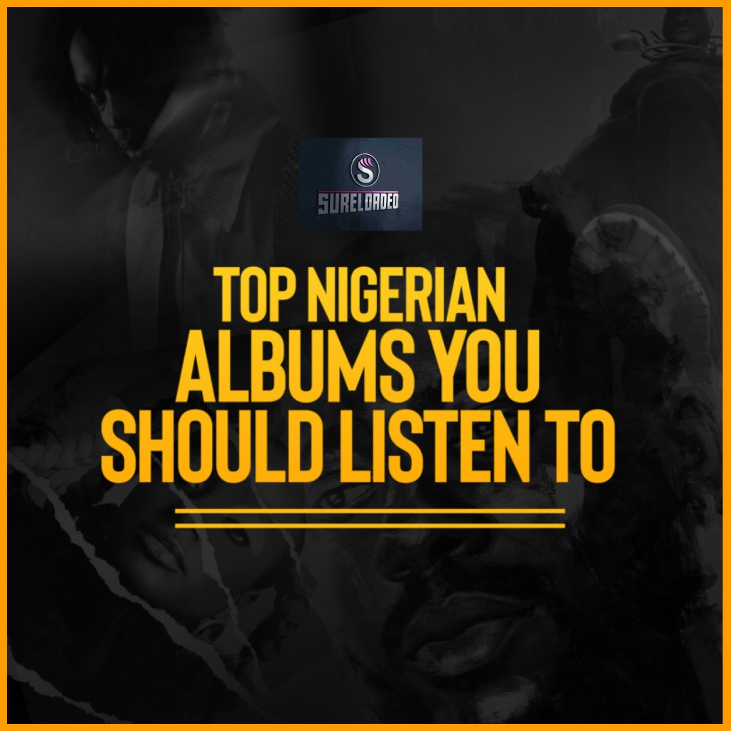 8 Top Nigerian Albums Of 2020 You Should Listen To
