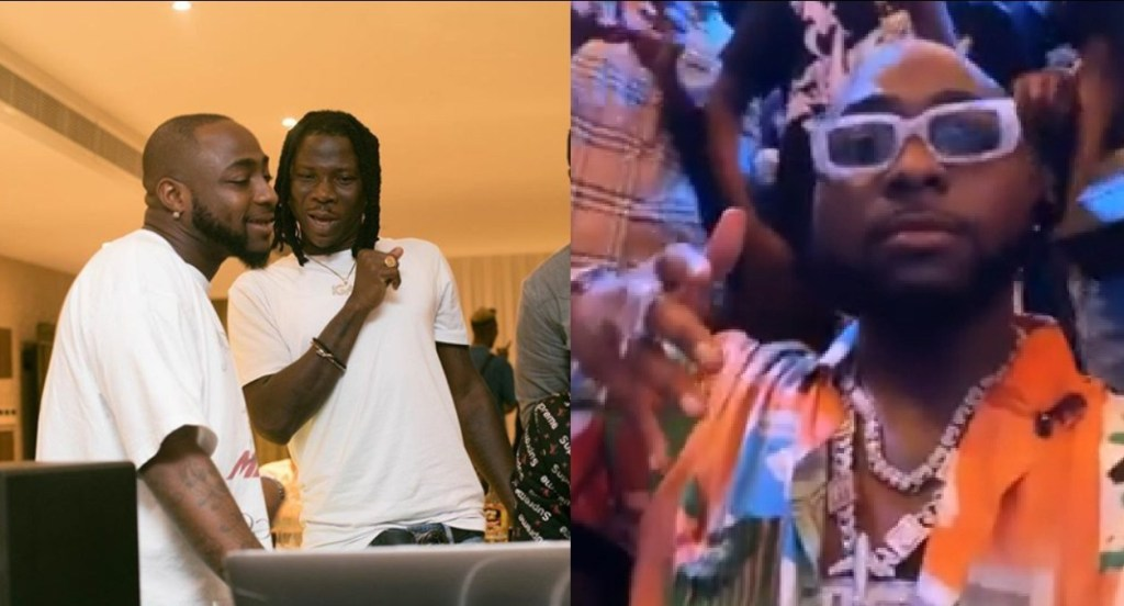 Angry Davido And Crew Members Bounced From Popular Bar In Ghana (Video)