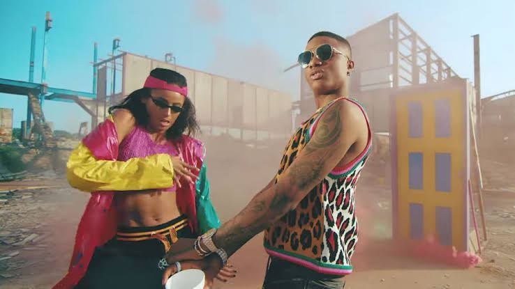 "Wizkid's ""Soco"" Certified Gold In Canada For 40,000 Sales"