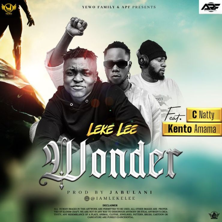 Leke Lee - Wonder Ft. C Natty & Kento Amama