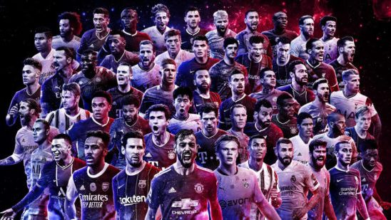 FIFA introduces 55 nominees for the 2020 FIFA World XI; Man Utd, Liverpool, and Arsenal stars included