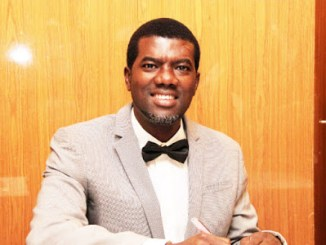 Reno Omokri says Men shouldn't reject a loving woman because she's ugly