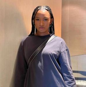 Temi Otedola Reacts To Being 9th Most Googled Nigerian Actor In 2020