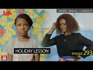 Mark Angel Comedy - Holiday Lesson