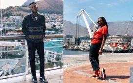 Adekunle Gold & Simi Celebrate 2nd Wedding Anniversary With Soul-Stirring Words