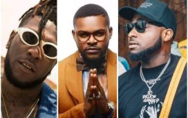 #EndSARS: Court Ends Case Against Burna boy, Davido, Falz, 47 others