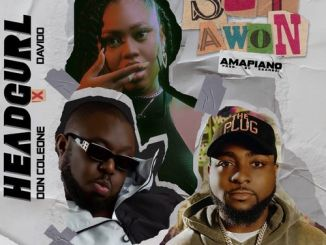 Headgurl – Set Awon (Amapiano Remix) Ft. Davido