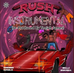 "Instrumental: Bella Shmurda – ""RUSH"" (Moving Fast)"